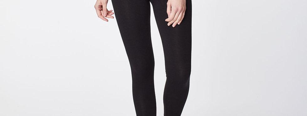Bamboo Leggings Black - Thought Clothing