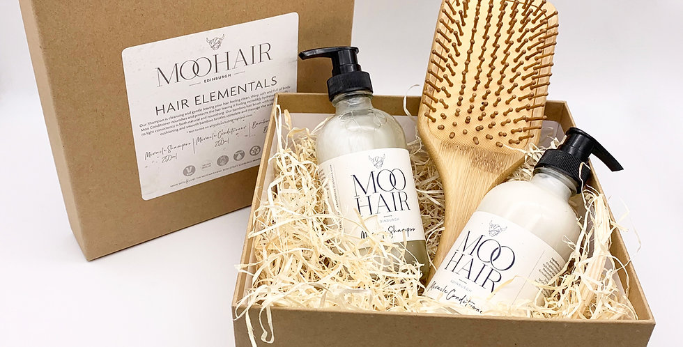Hair Elements Gift Set - Moo Hair