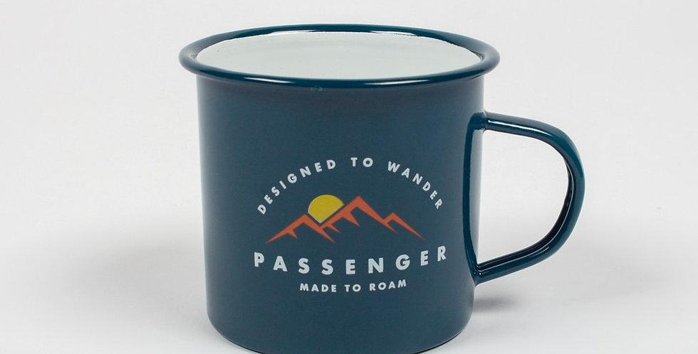 Trosmo Tin Mug - Passenger Clothing