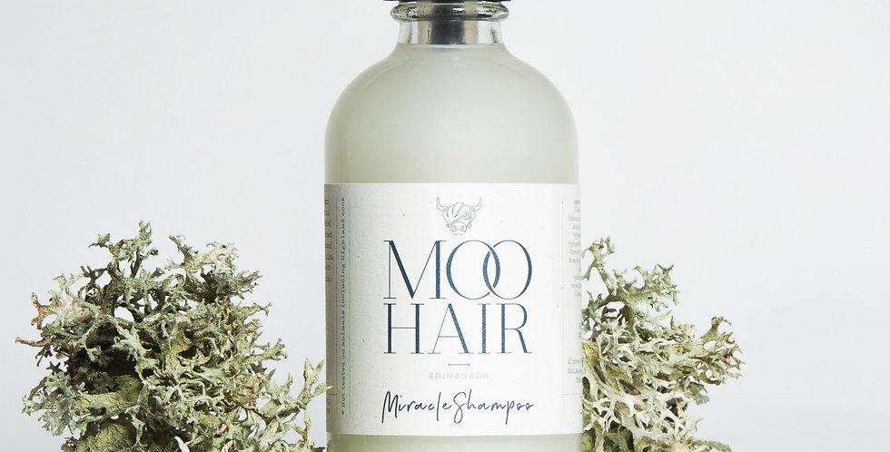 Moo Hair Miracle Shampoo - 250ml