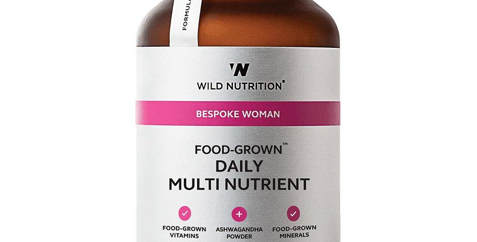 Women's Food-Grown® Daily Multi Nutrient - Wild Nutrition