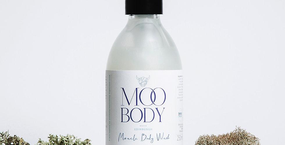 Moo Body Miracle Body Wash - 250ml