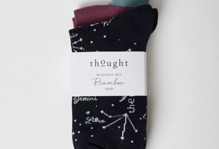 Astrology Bamboo Sock Gift Pack - Thought Clothing