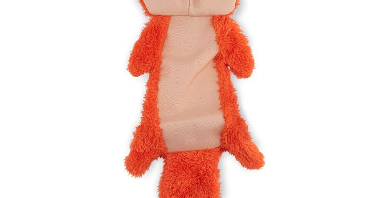 Recycled Chad The Chipmunk Dog Toy - Beco