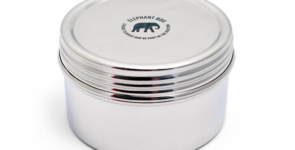 Large Twist Canister - Elephant Box