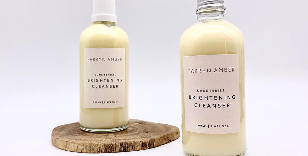 Brightening Cleanser 100ml - Farryn Amber