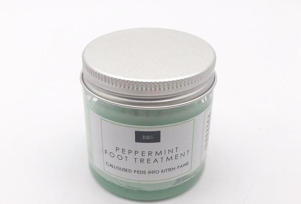 Peppermint Foot Treatment - Bain + Savon