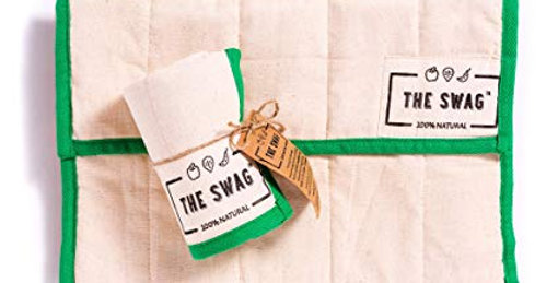 The Swag Small - Green