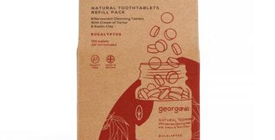Toothpaste Tablets Eucalyptus x720 - Georganics