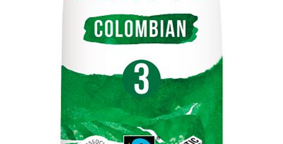 Percol Colombian 3 Ground Coffee 200g - Plastic Free