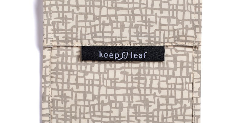 Eco Snack Bag Mesh - Keep Leaf