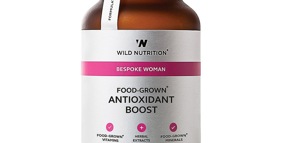 Women's Antioxidant Boost Food-Grown® - Wild Nutrition