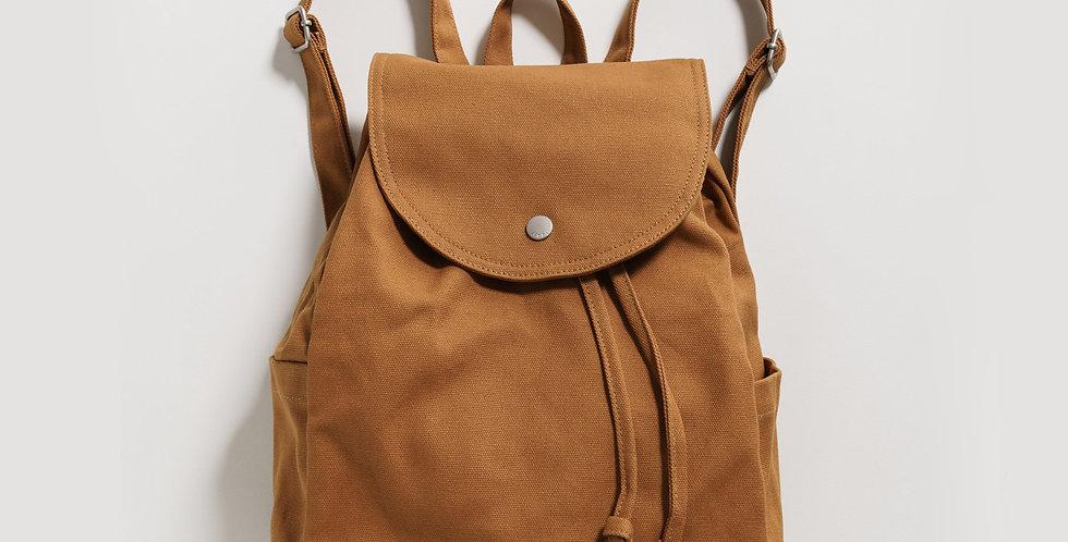 BAGGU Drawstring Backpack - Nutmeg