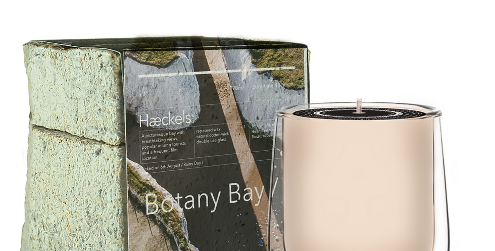 Haeckels Botany Bay Candle