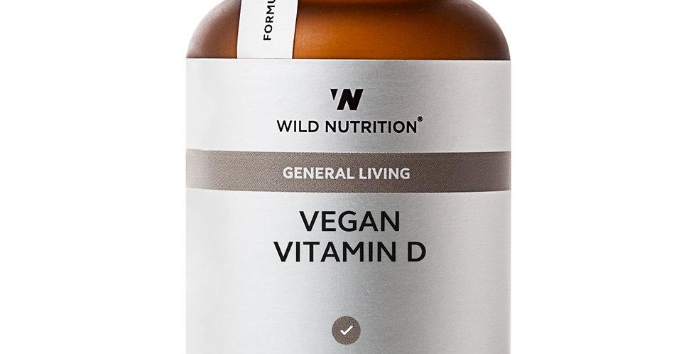 Vegan Vitamin D - Wild Nutrition