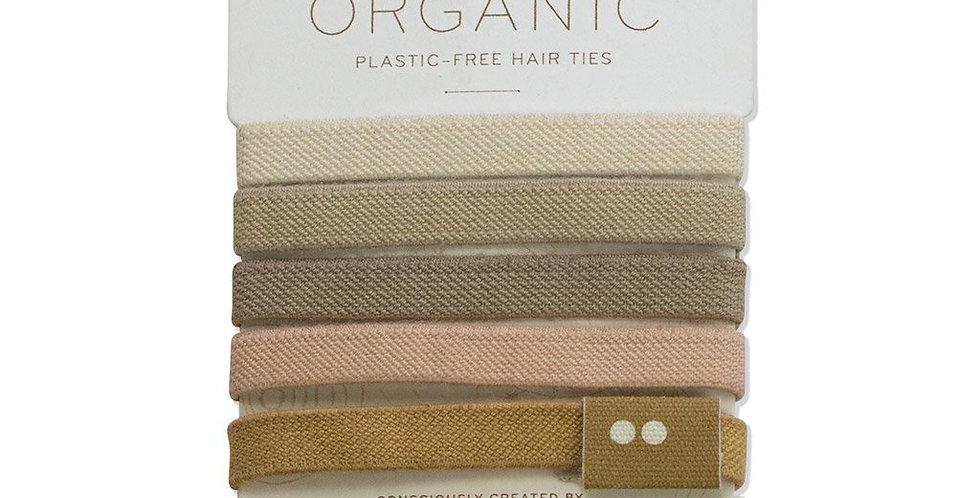 KOOSHOO Organic Hair Bobbles - Blonde