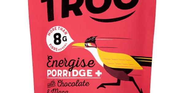 Energise Porridge+ with Chocolate & Maca 400g - Eat Troo