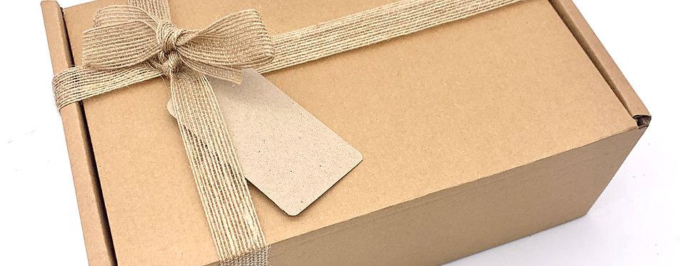 Zero Waste Gift Wrap - Birthday
