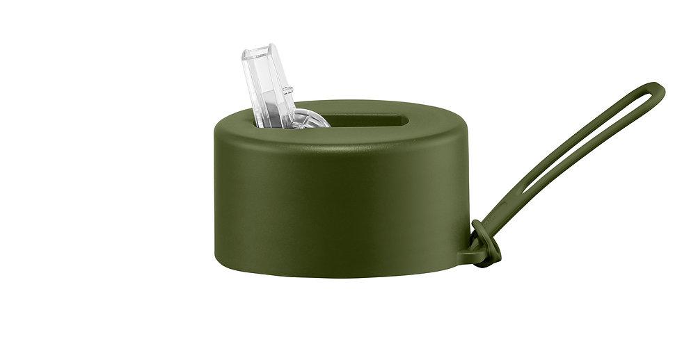 Frank Green Straw Lid For 595ml Bottle - Khaki