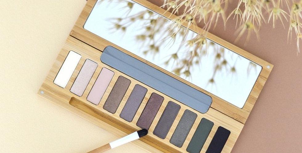 Eyeshadow Palette Essentials - Zao Makeup