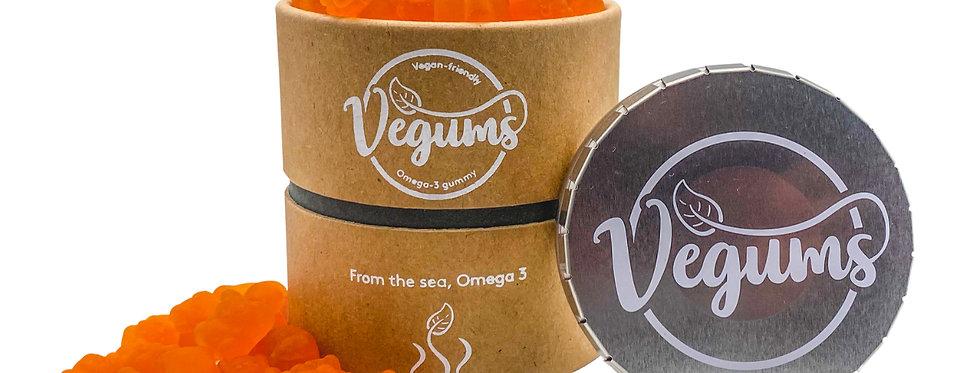 Fish-Free Omega-3 Starter Pack - Vegums