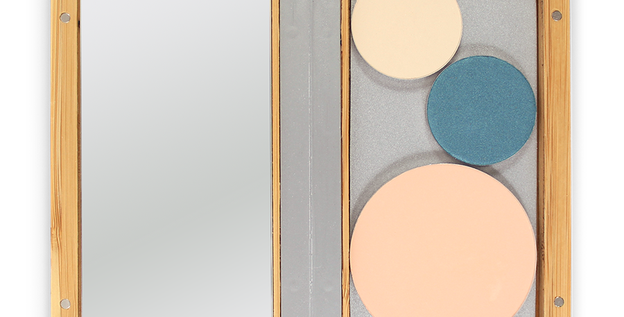 Bamboo Magnetic Palette Medium  - Zao Makeup