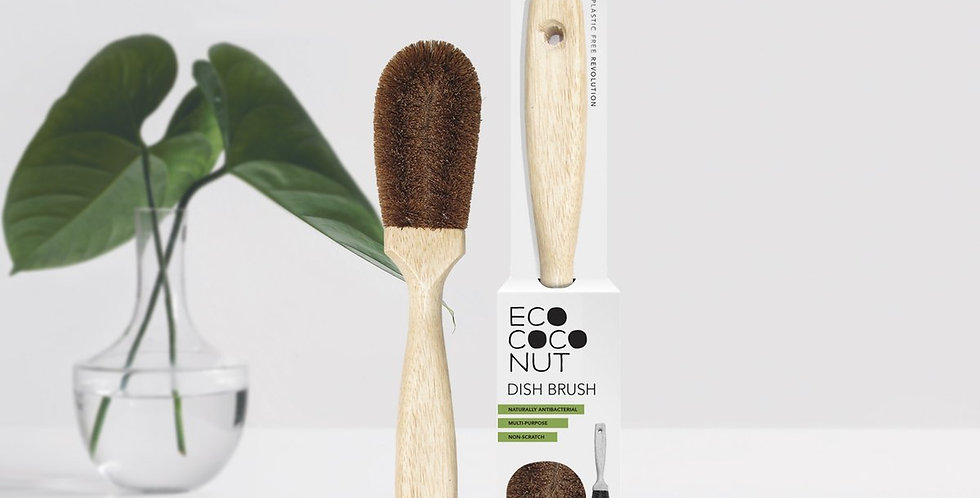 Coconut Cleaning Brush - EcoCoconut