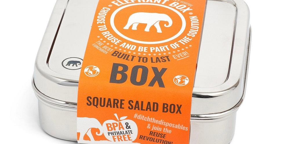 Salad Tin - Elephant Box