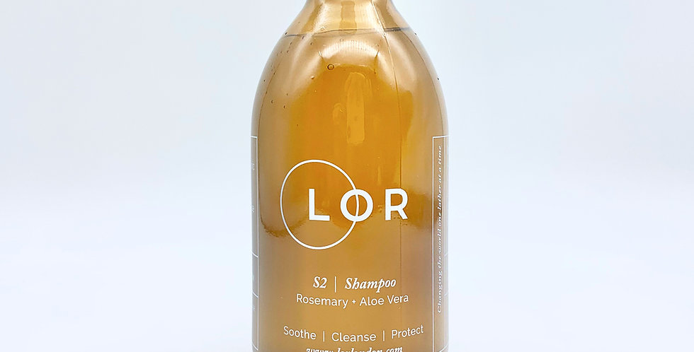 LOR S2 Shampoo Soothe & Protect - 250ml