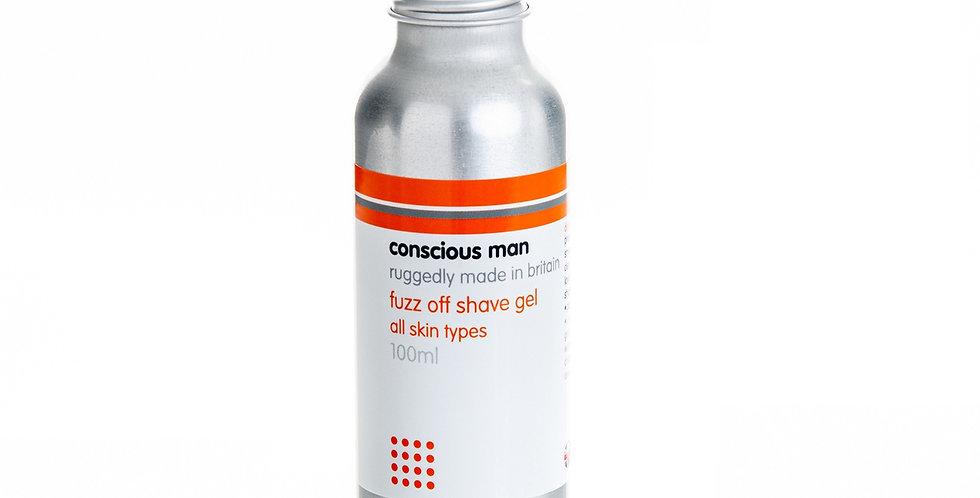 Mens Shaving Gel 100ml - Conscious Skincare