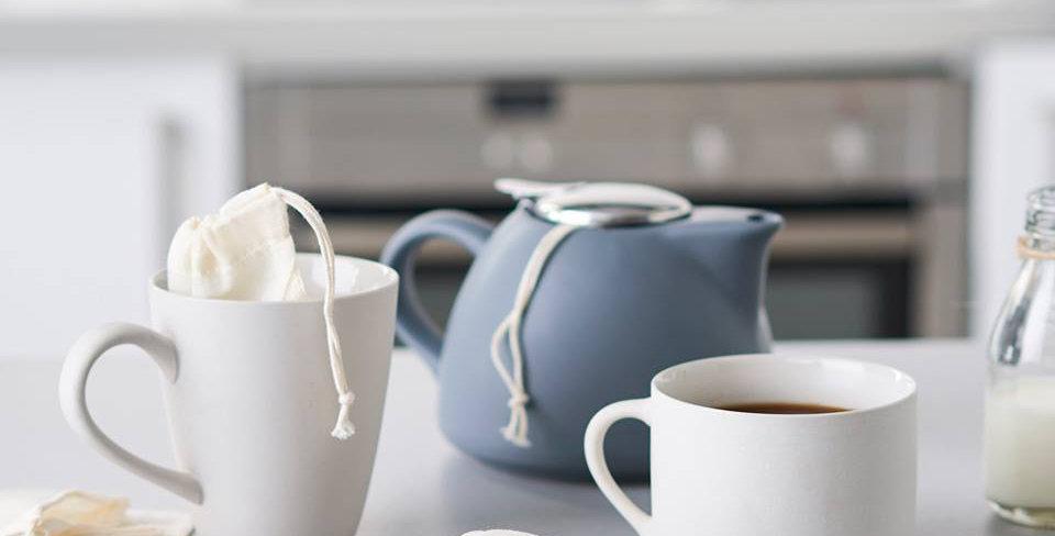 Reusable Organic Tea Bags - Eco Living