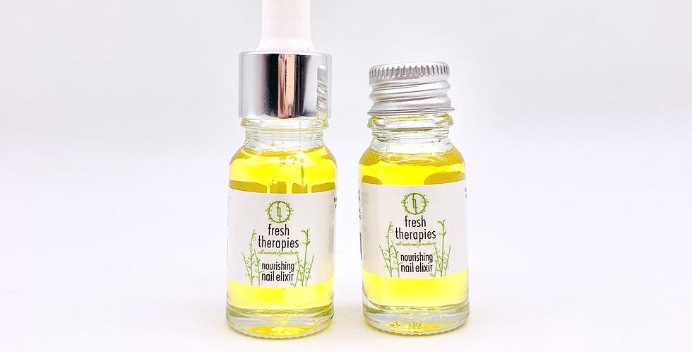 Nourishing Nail Elixir 10ml - Fresh Therapies