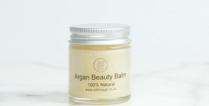 Argan Beauty Balm 30ml - Wild Sage + Co