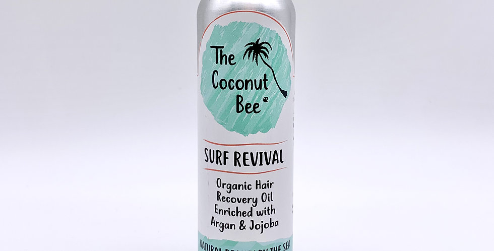 Surf Revival Hair Repair Oil Argan & Jojoba 125ml - The Coconut Bee