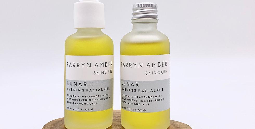 Lunar Facial Oil 50ml - Farryn Amber