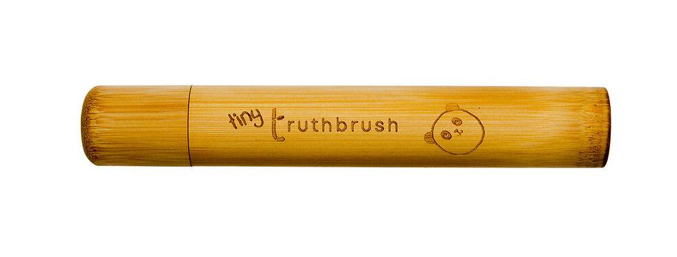 Bamboo Kids Toothbrush Travel Case - Truthbrush