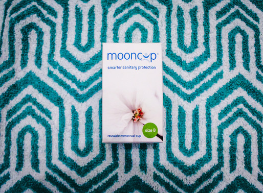 Plastic Free Period - The Moon Cup