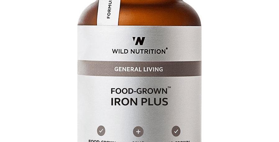 Food-Grown® Iron Plus - Wild Nutrition