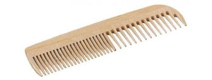 Short Hair Comb - Eco Living