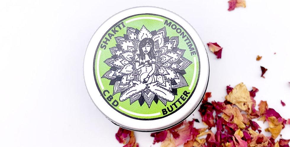 Shakti Moontime CBD Butter - CBD Bristol