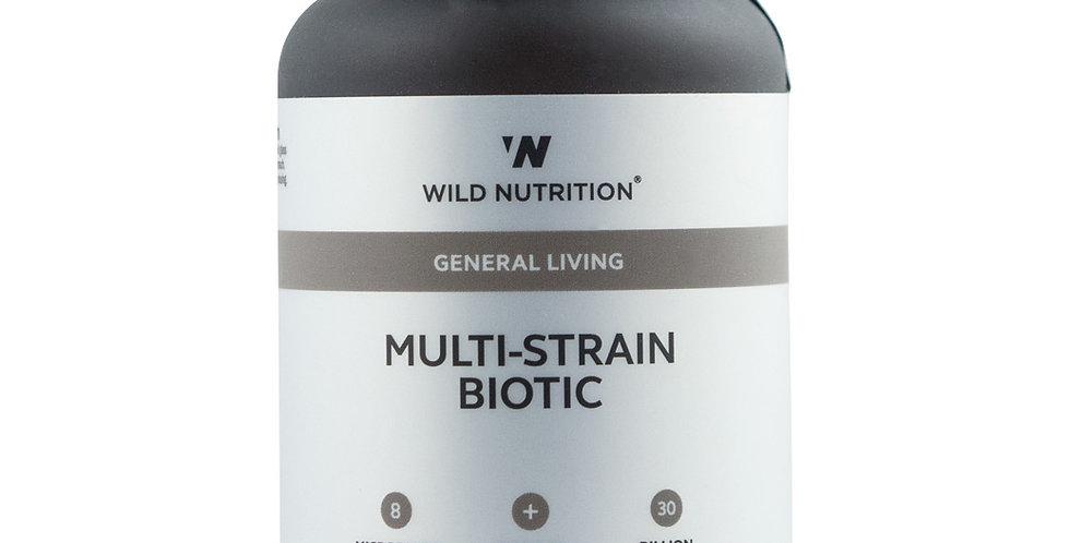 Multi Strain Biotic - Wild Nutrition