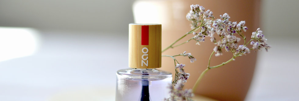 Clear Nail Varnish - Zao Makeup