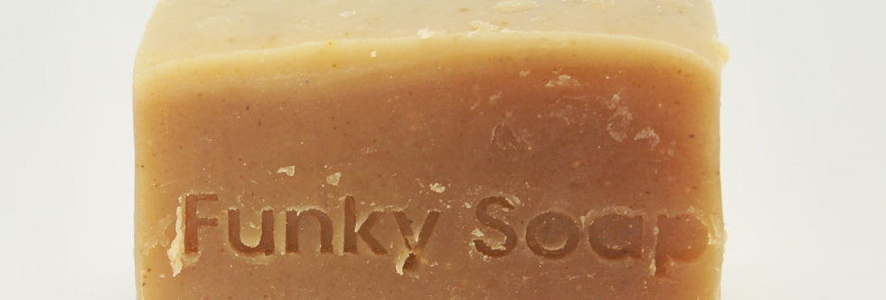 Chamomile and Citrus Shampoo Bar for Blonde Hair - Funky Soap