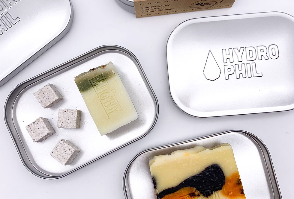 Soap Box Soap Storage - Hydrophil