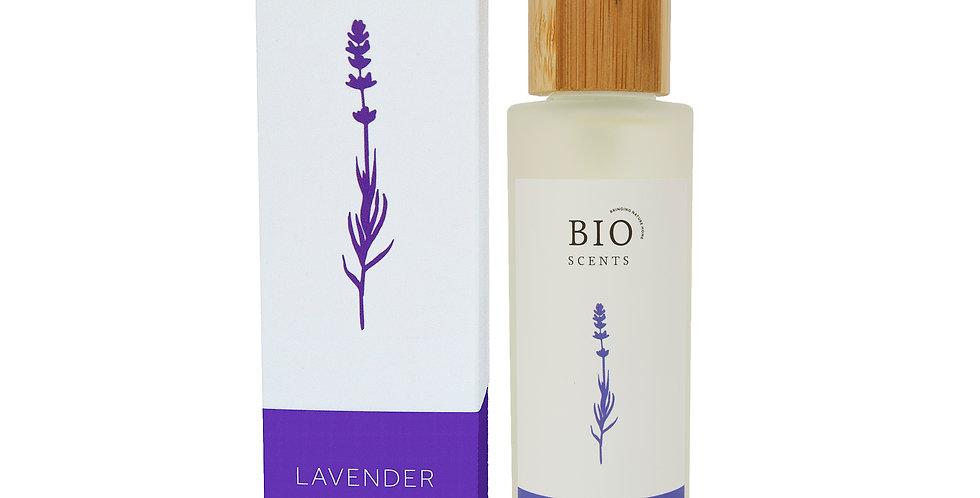 Organic Lavender Body Oil 100ml - Bio Scents