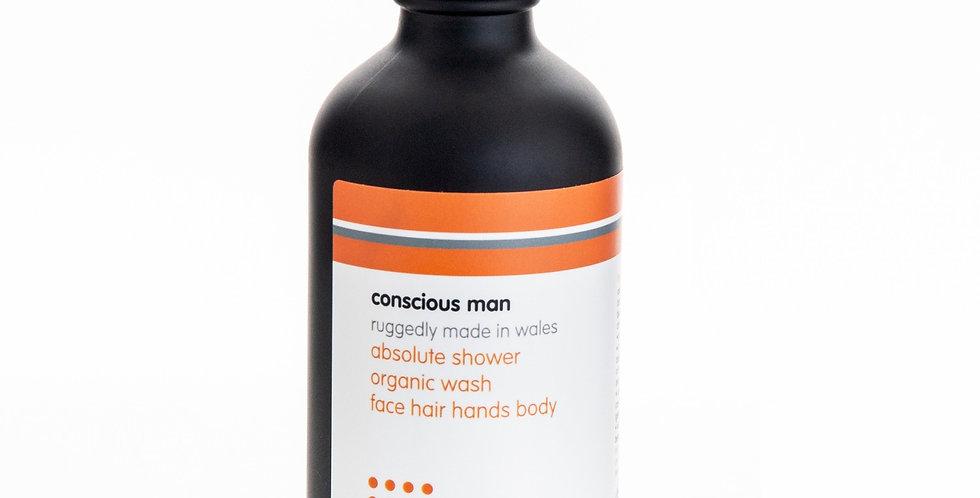 Body Wash For Men 235ml - Conscious Skincare
