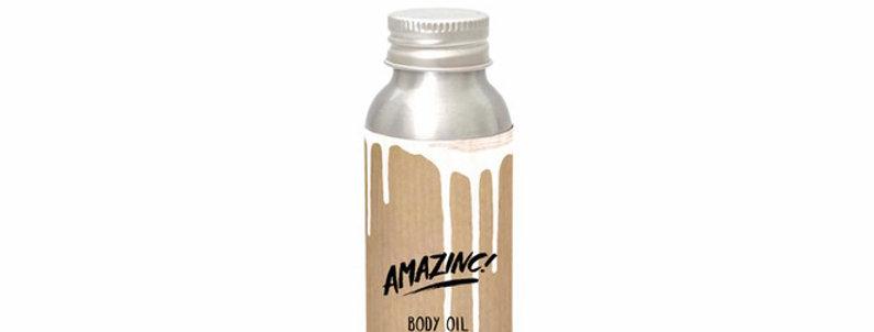 VEGAN Body Oil 70ml - Amazinc