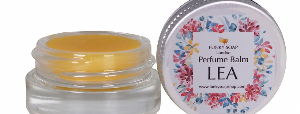 Perfume Balm LEA 5ml - Funky Soap