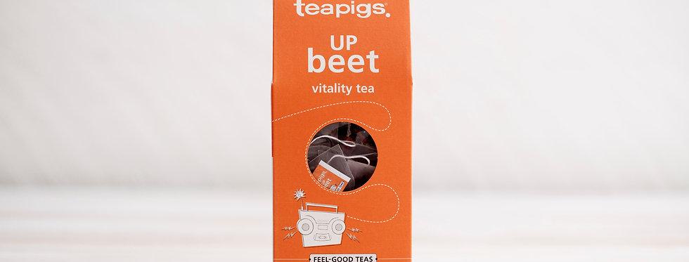 Up Beet Tea x15 Tea Temples - Teapigs