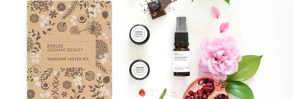 Organic Skincare Taster Gift Set - Evolve Beauty